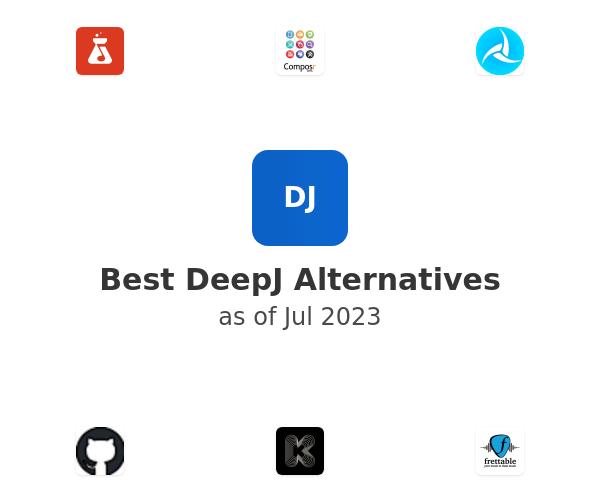 Best DeepJ Alternatives