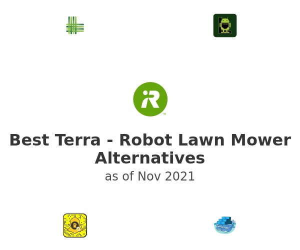 Best Terra - Robot Lawn Mower Alternatives