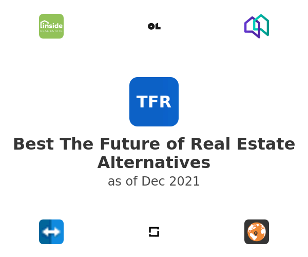 Best The Future of Real Estate Alternatives