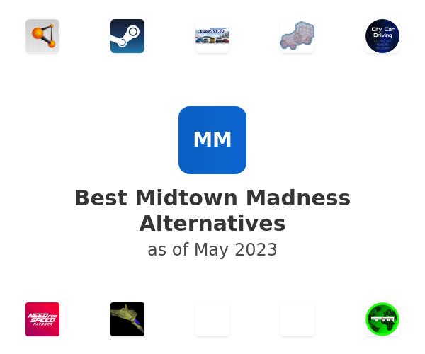 Best Midtown Madness Alternatives