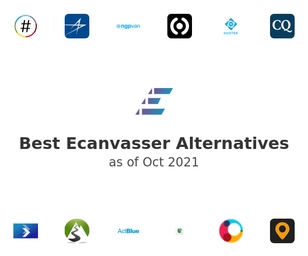 Best Ecanvasser Alternatives