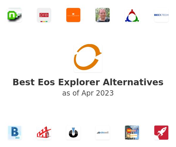 Best Eos Explorer Alternatives