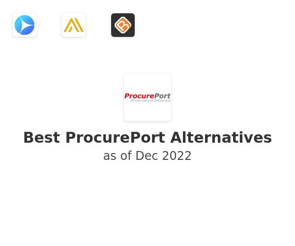 Best ProcurePort Alternatives