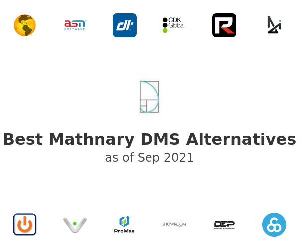 Best Mathnary DMS Alternatives