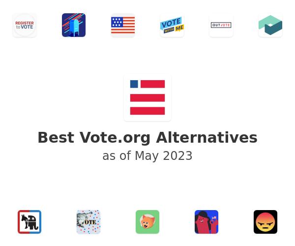 Best Vote.org Alternatives