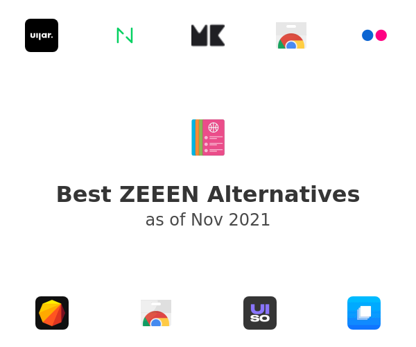 Best ZEEEN Alternatives