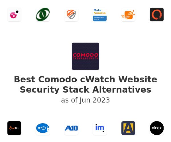 Best Comodo cWatch Website Security Stack Alternatives