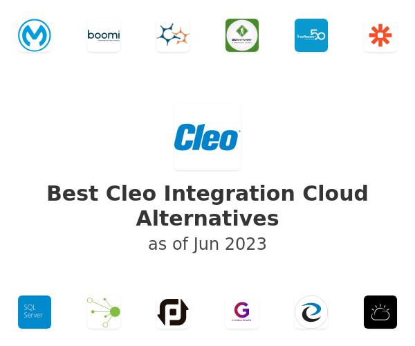 Best Cleo Integration Cloud Alternatives