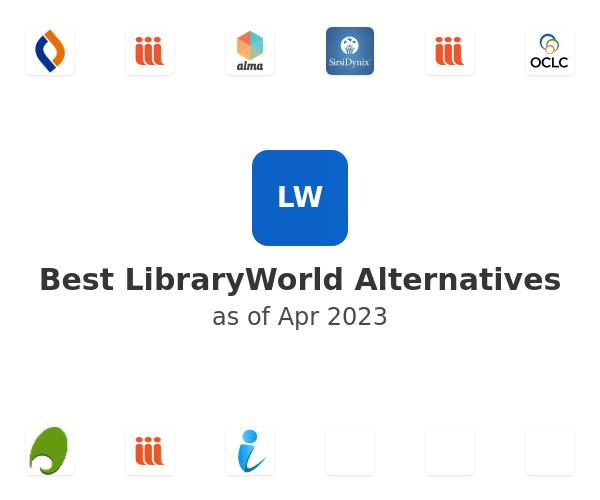 Best LibraryWorld Alternatives