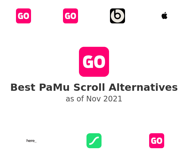 Best PaMu Scroll Alternatives