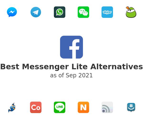 Best Messenger Lite Alternatives
