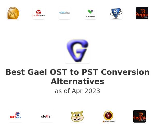 Best Gael OST to PST Conversion Alternatives