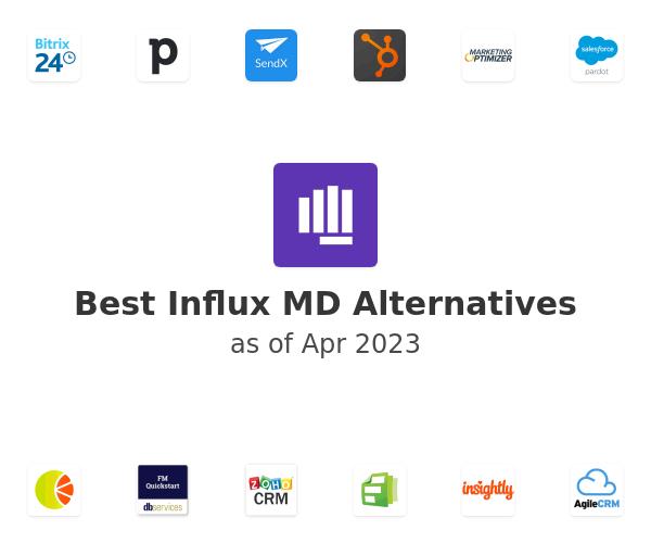 Best Influx MD Alternatives