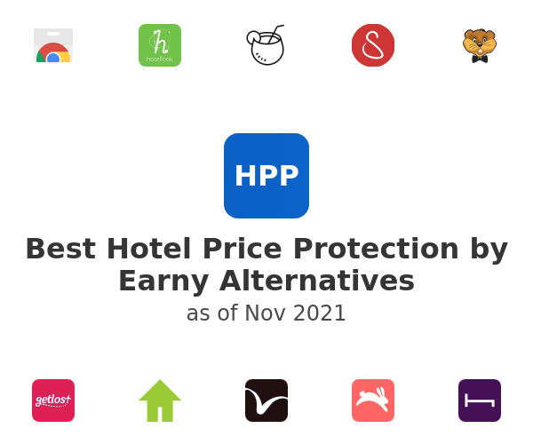 Best Hotel Price Protection by Earny Alternatives