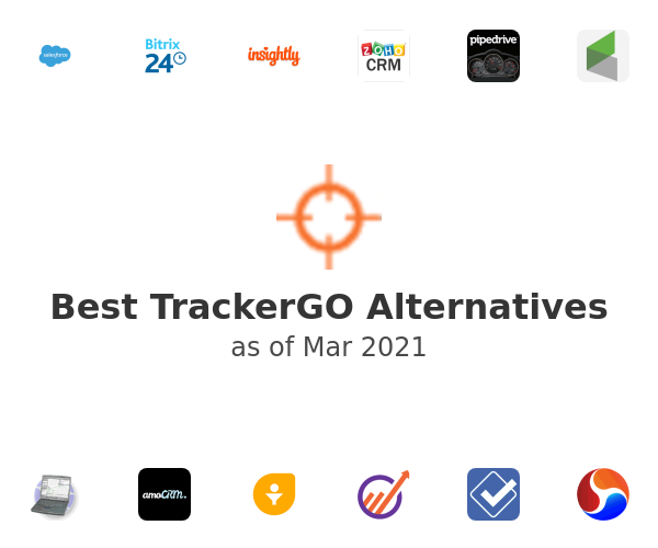 Best TrackerGO Alternatives