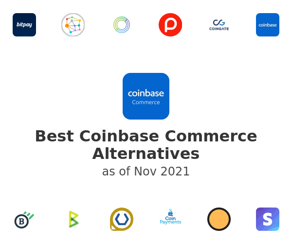 Best Coinbase Commerce Alternatives