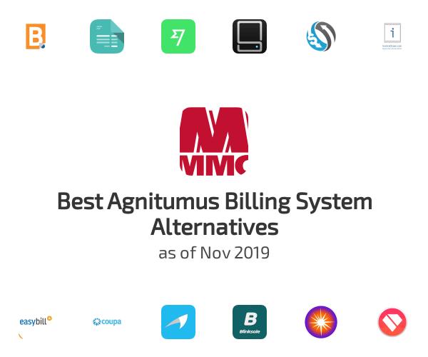 Best Agnitumus Billing System Alternatives