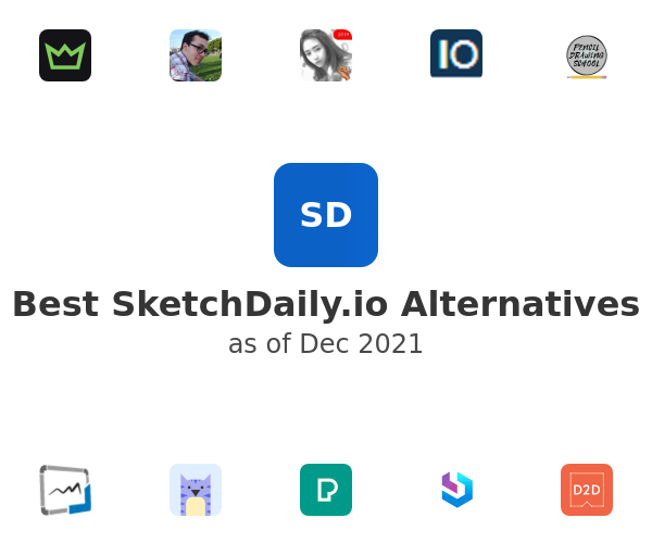 Best SketchDaily.io Alternatives