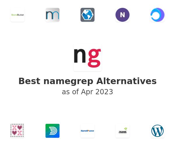 Best namegrep Alternatives