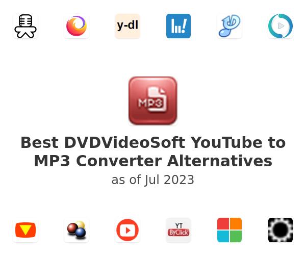 Best Free YouTube to MP3 Converter Alternatives