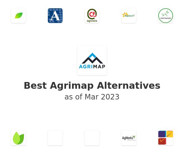 Best Agrimap Alternatives