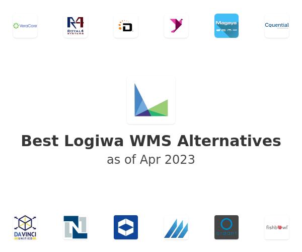 Best Logiwa WMS Alternatives