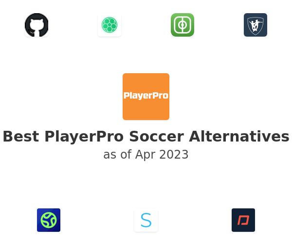 Best PlayerPro Soccer Alternatives
