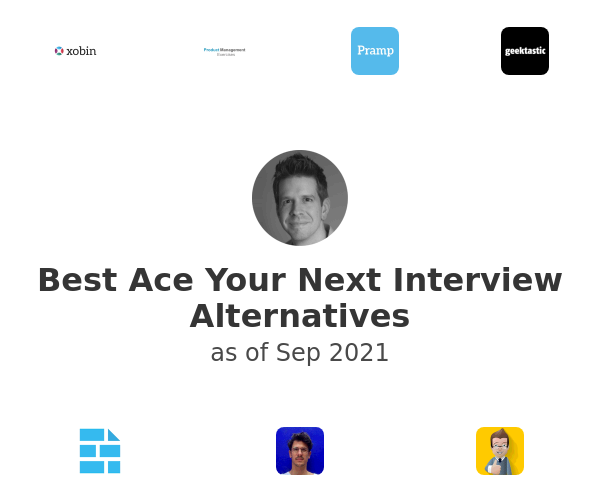 Best Ace Your Next Interview Alternatives