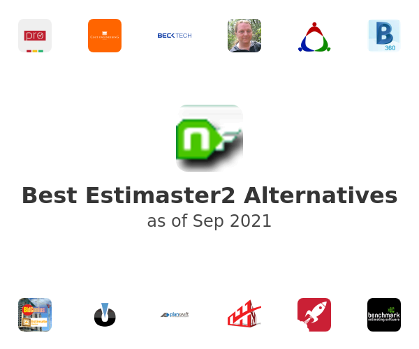Best Estimaster2 Alternatives