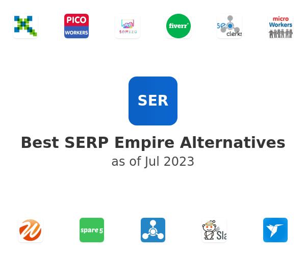 Best SERP Empire Alternatives