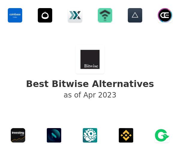 Best Bitwise Alternatives