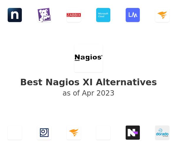 Best Nagios XI Alternatives