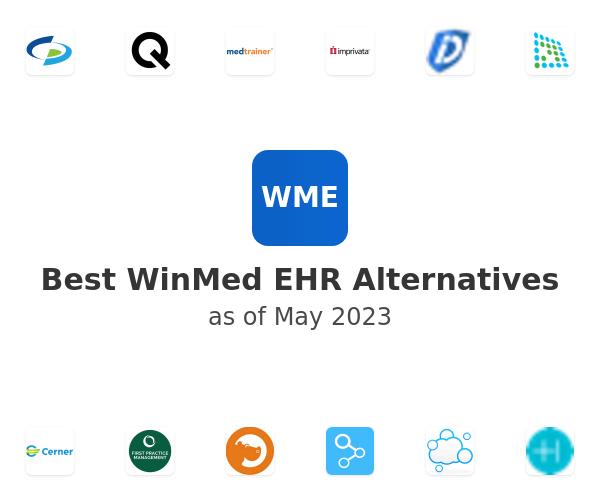 Best WinMed EHR Alternatives