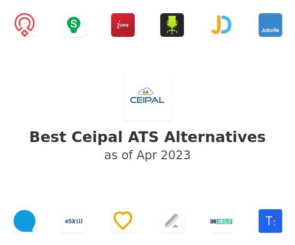 Best CEIPAL TalentHire Alternatives