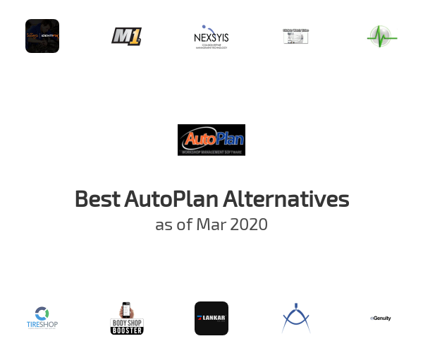 Best AutoPlan Alternatives