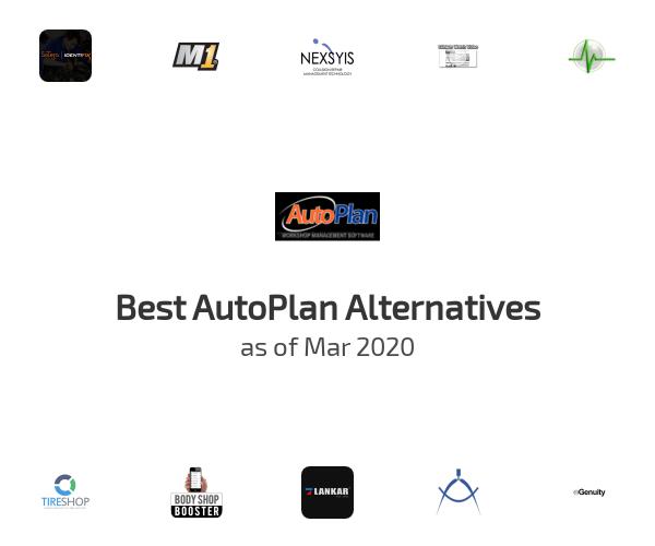 Best AutoPlan Alternatives