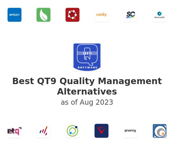 Best QT9 Quality Management Alternatives