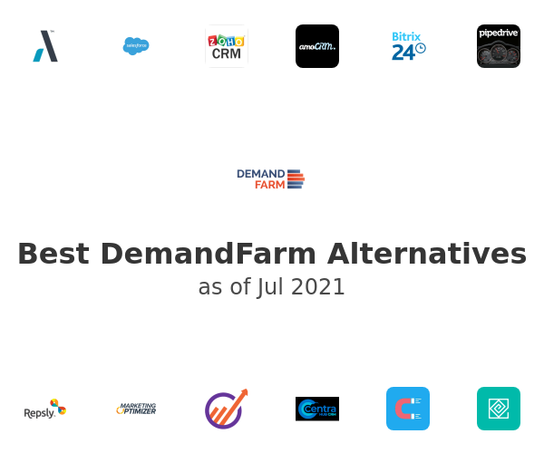Best DemandFarm Alternatives