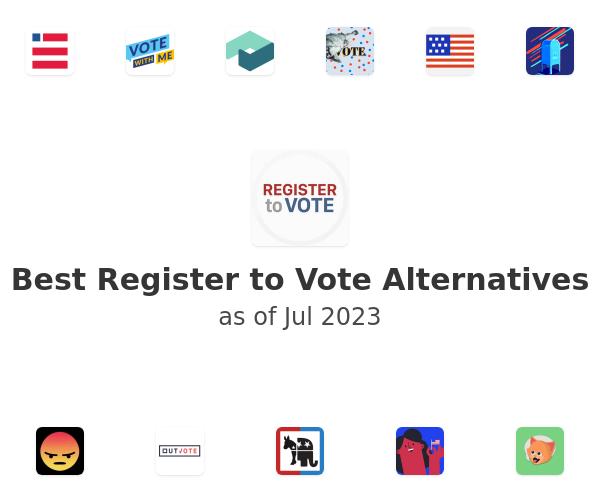 Best Register to Vote Alternatives