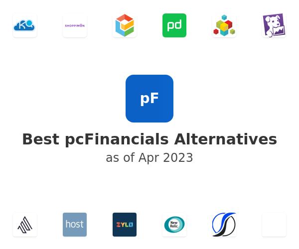 Best pcFinancials Alternatives
