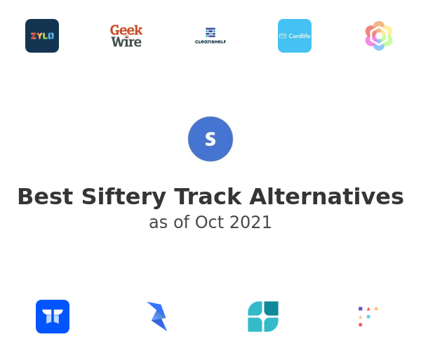 Best Siftery Track Alternatives