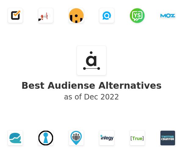 Best Audiense Alternatives