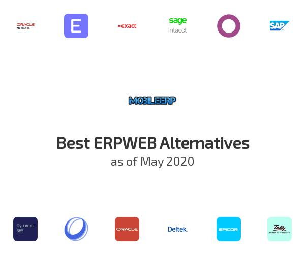 Best ERPWEB Alternatives