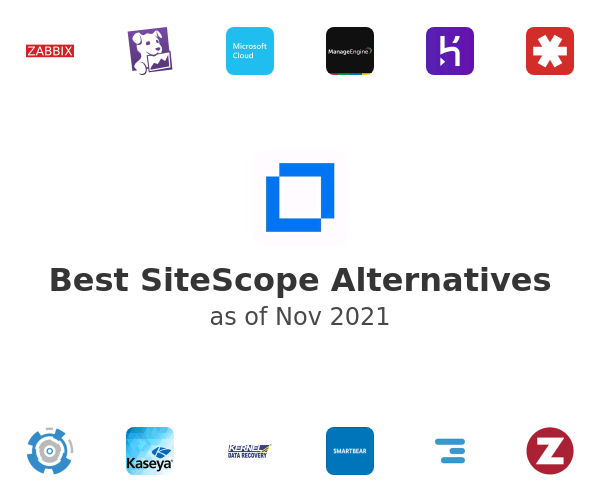 Best SiteScope Alternatives