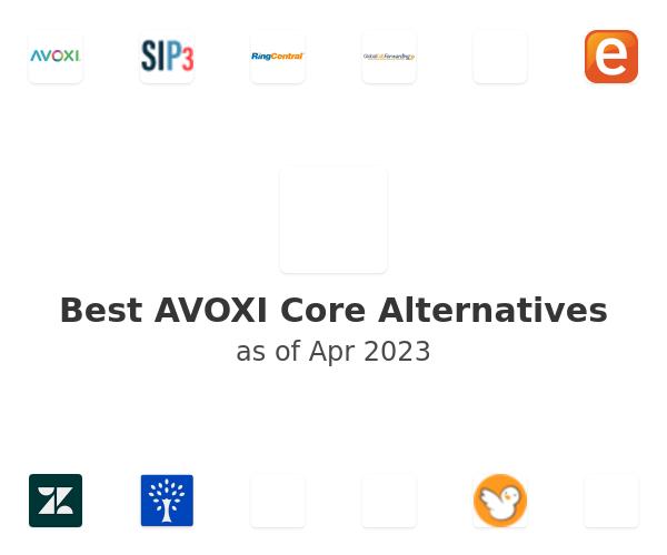 Best AVOXI Core Alternatives
