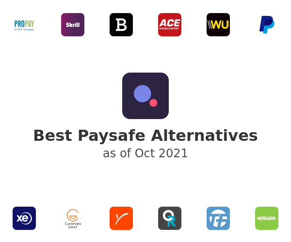 Best Paysafe Alternatives