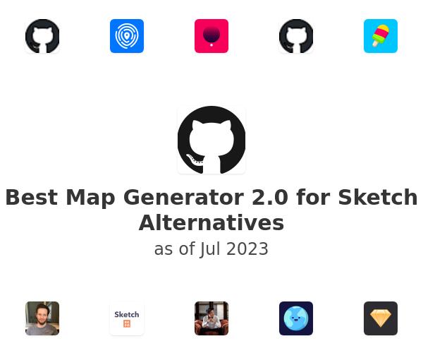 Best Map Generator 2.0 for Sketch Alternatives
