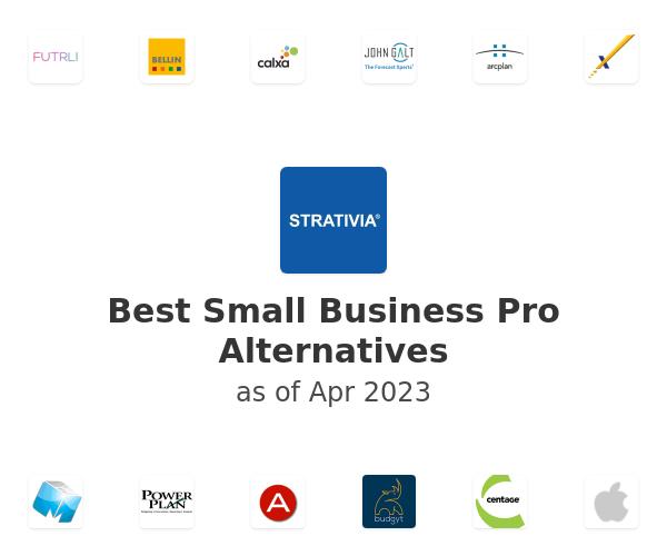 Best Small Business Pro Alternatives