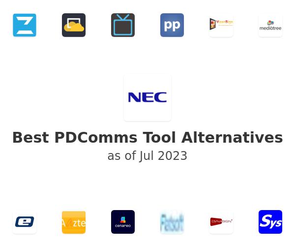 Best PDComms Tool Alternatives