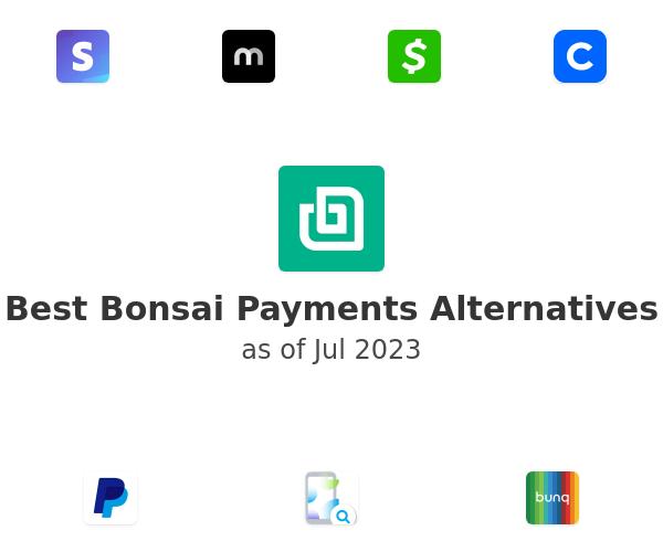 Best Bonsai Payments Alternatives